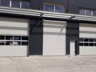 priemyselné sekcionálne garážové brány