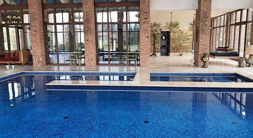 luxusne plavecke bazeny