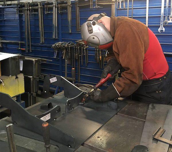 vyroba ocelovych konstrukcii