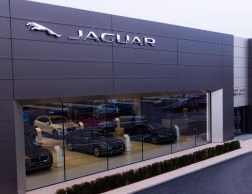 jaguar servis bratislava